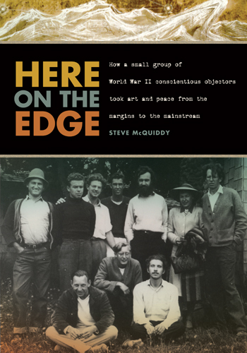 Here on the Edge cover