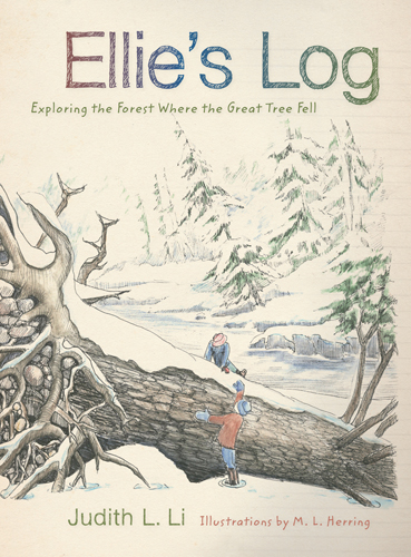 Ellie's Log cover