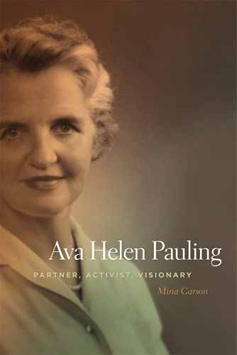 Ava Helen Pauling cover