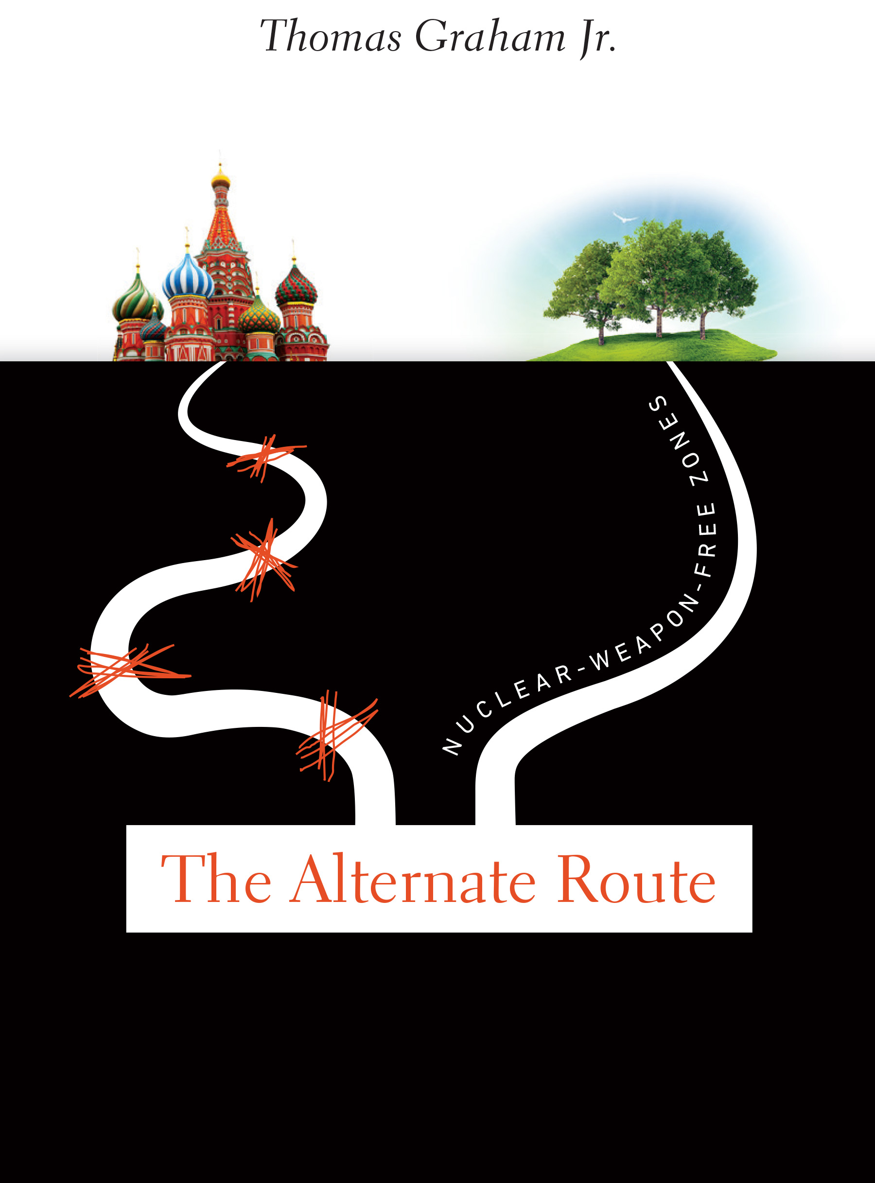 The Alternate Route Book Cover