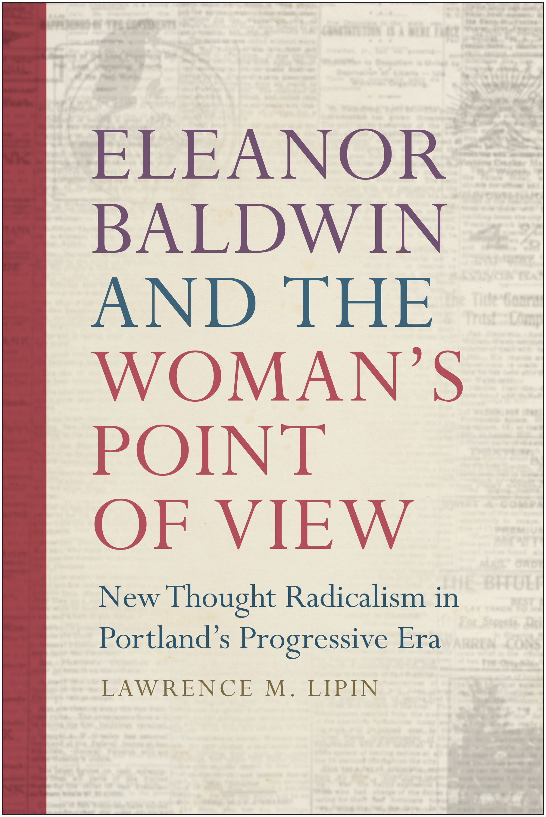 "Larry Lipin's ""Eleanor Baldwin and the Woman's Point of View"""