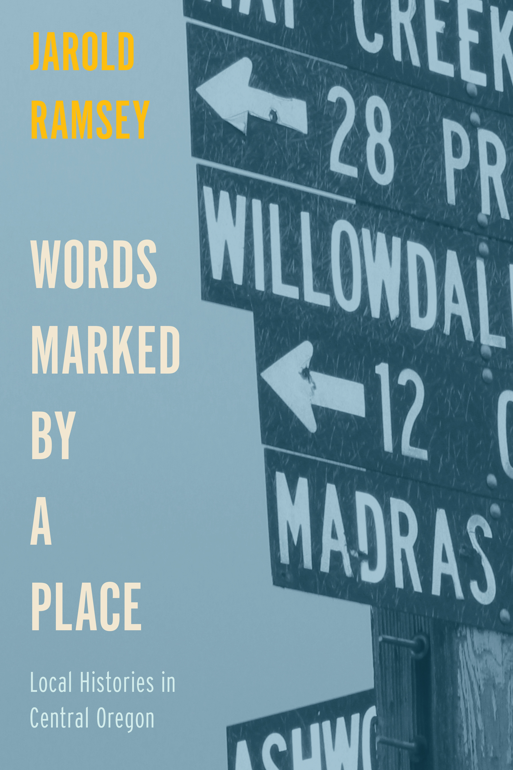 """Words Marked by Place"" by Jarold Ramsey"