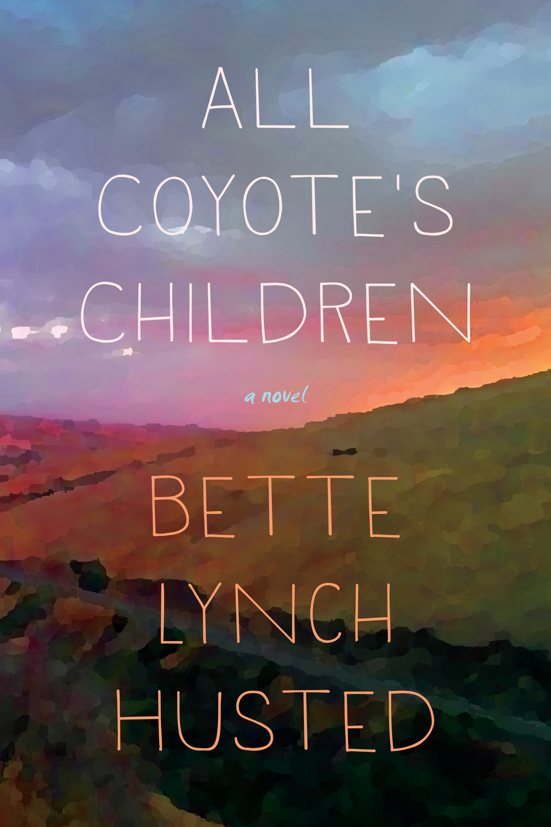 """All Coyote's Children"" by Bette Lynch Husted"