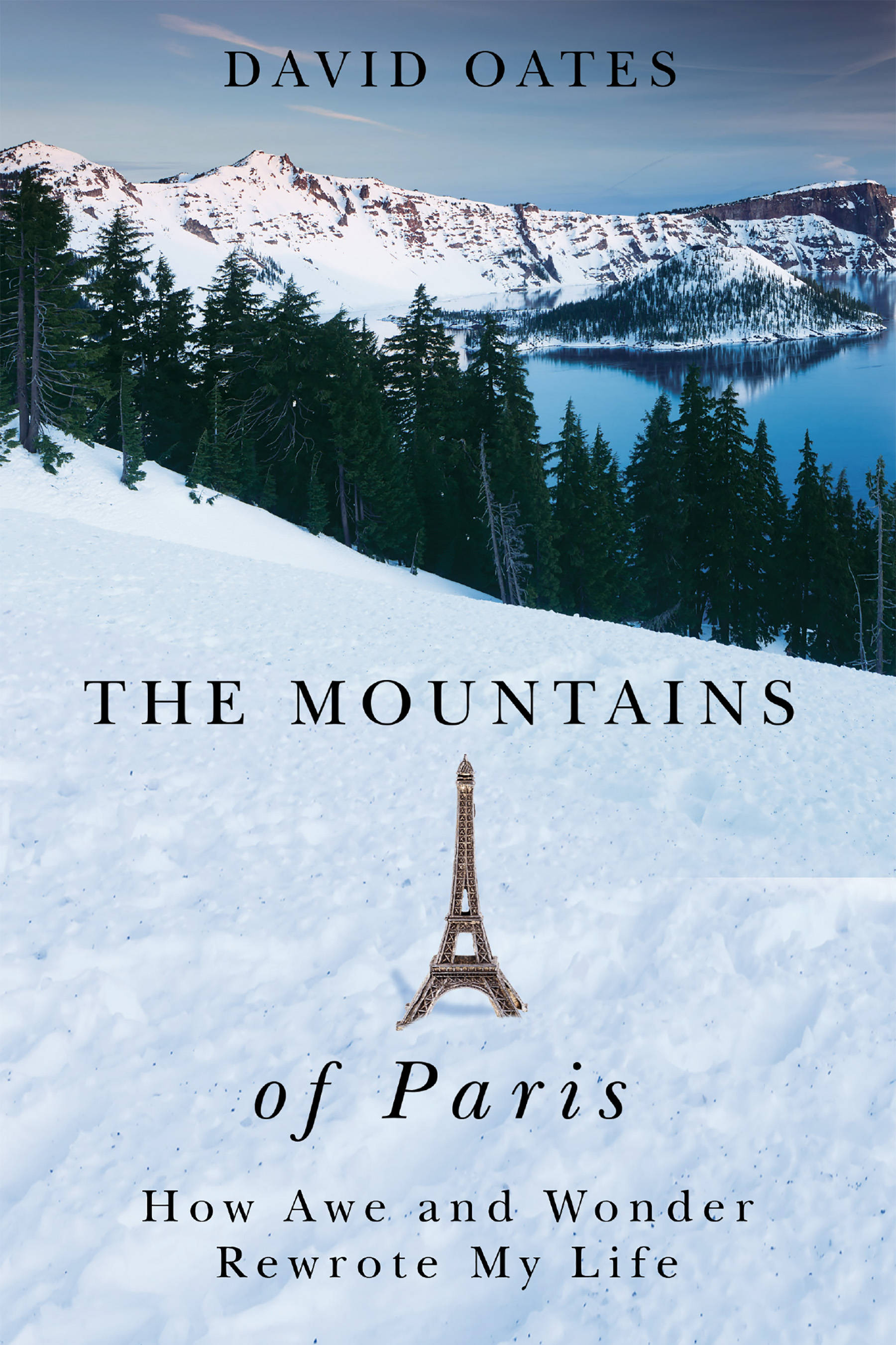 mountains of paris