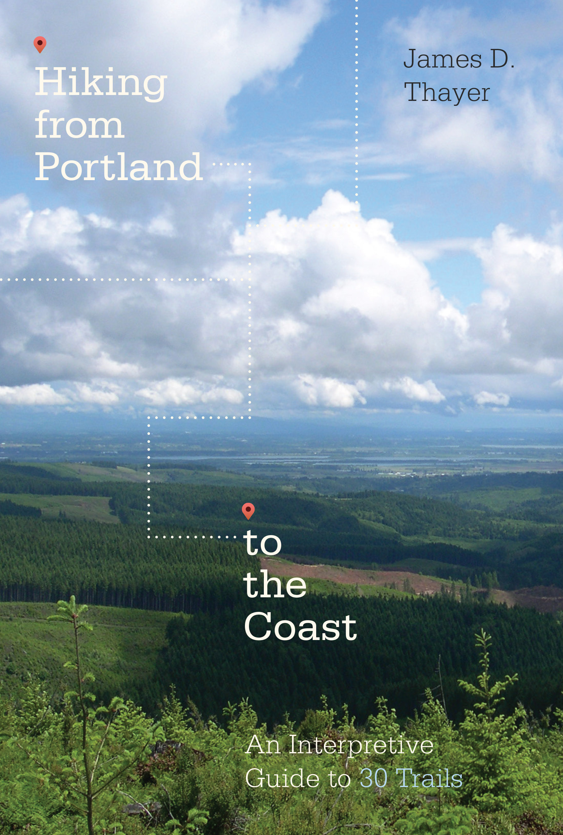 Hiking from Portland to the Coast