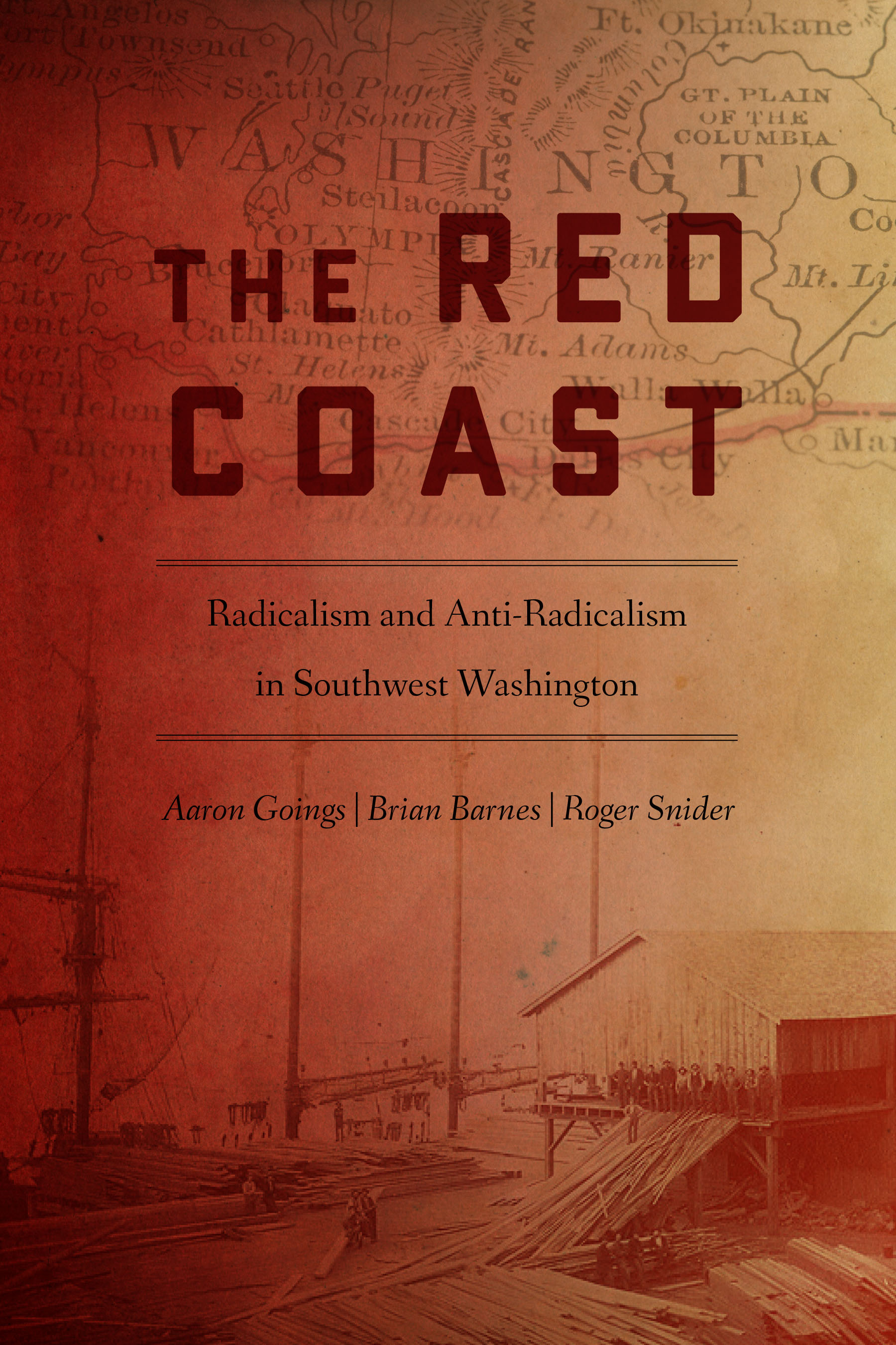 Red Coast Cover