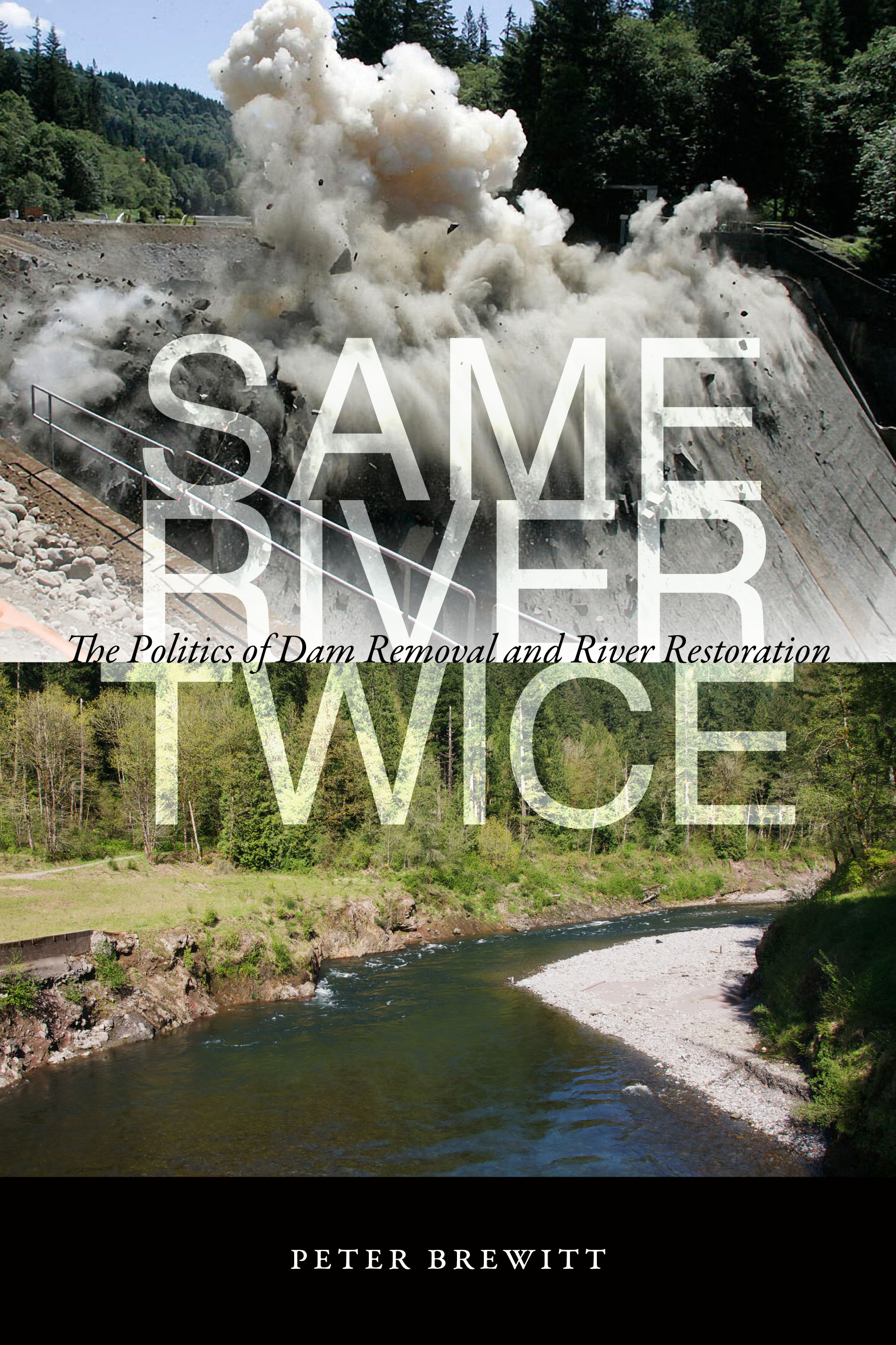 Same River Twice book cover