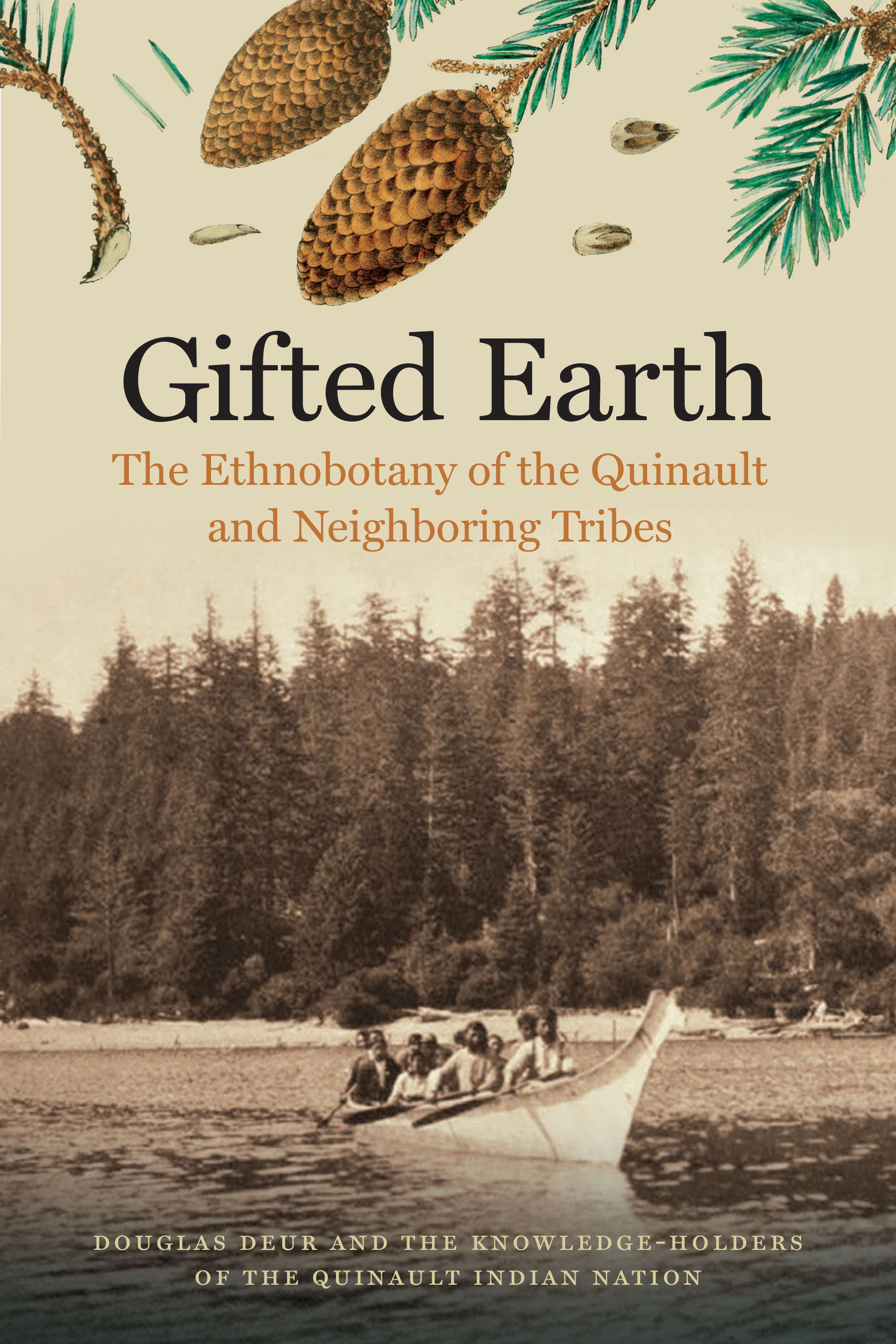 Gifted Earth Cover