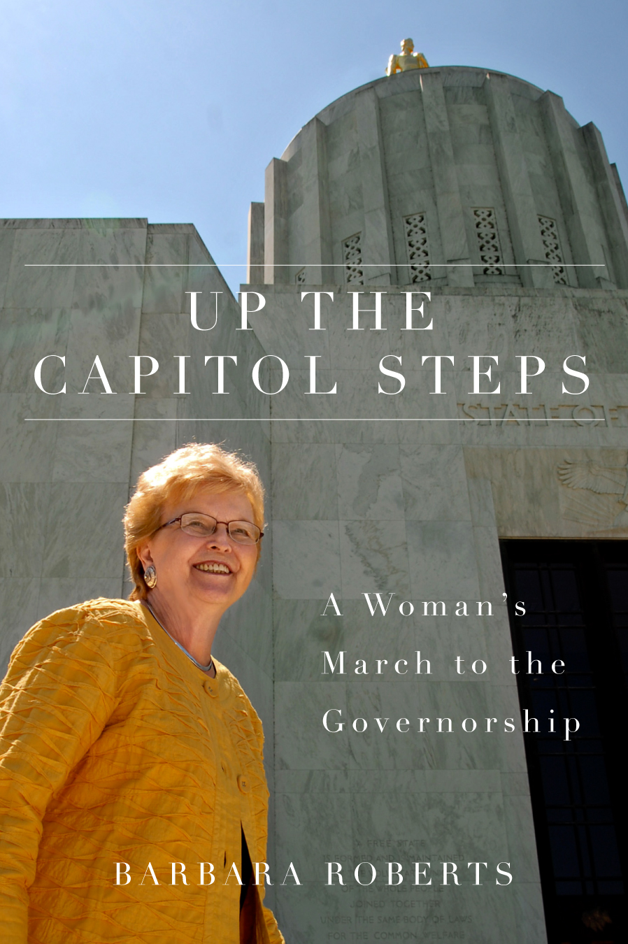 Up the Capitol Steps cover